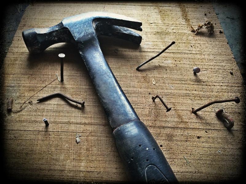 Niet de hamer uit het verhaal ... (Foto ter illustratie: Pixabay)