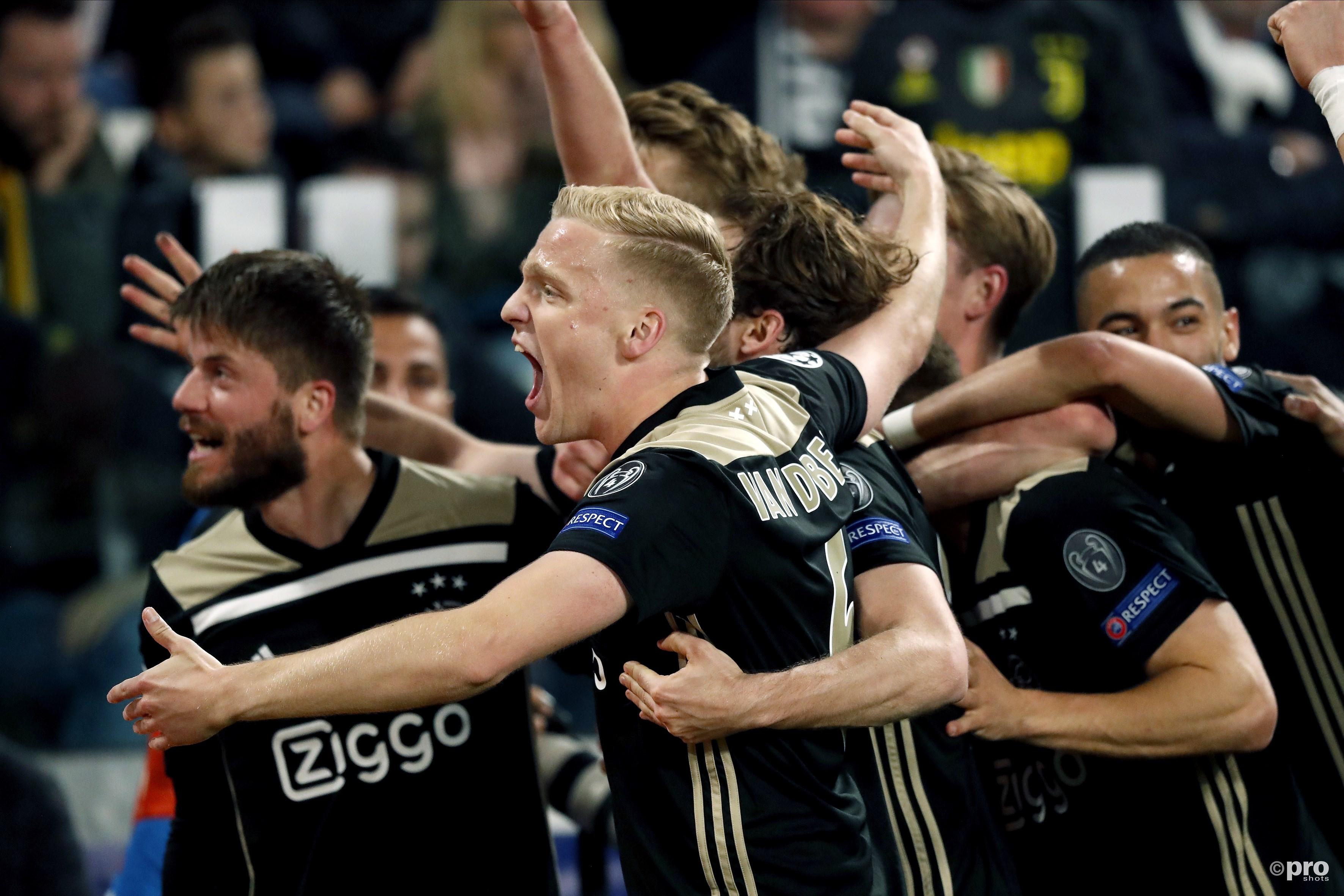 Ajax-sprookje krijgt nieuw hoofdstuk na magische avond in Turijn (Pro Shots / Stanley Gontha)