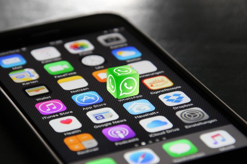 WhatsAppfraudeur opgepakt in Den Haag (Foto ter illustratie: Pixabay)