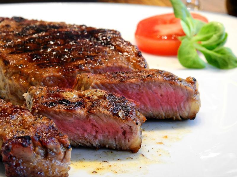 'Rood vlees verhoogt kans op darmkanker' (Foto: Pixabay)
