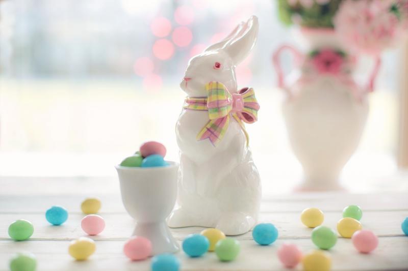 Een plaatje voor Pasen, gewoon omdat het kan (Foto: Pixabay)