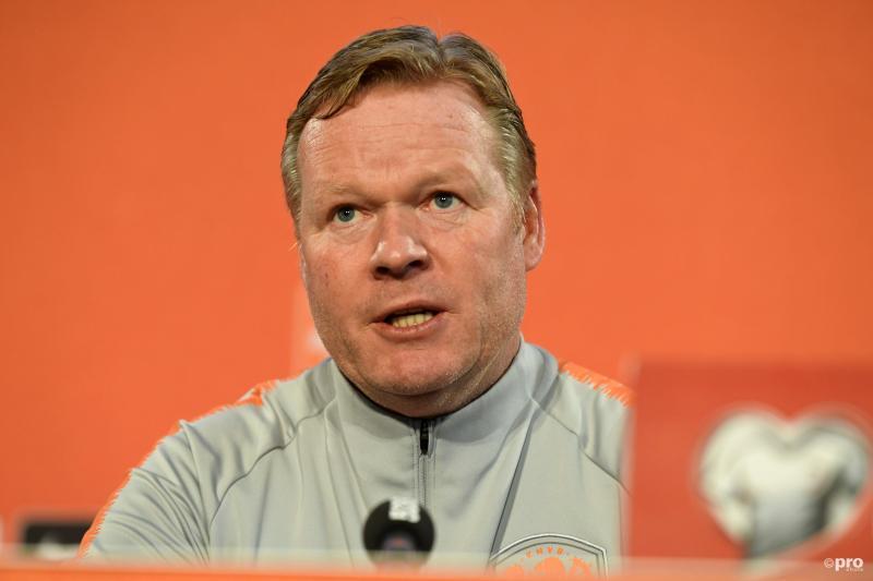 """Koeman staat achter KNVB: """"Het is normaal dat we Ajax helpen"""" (Pro Shots / Action Images)"""