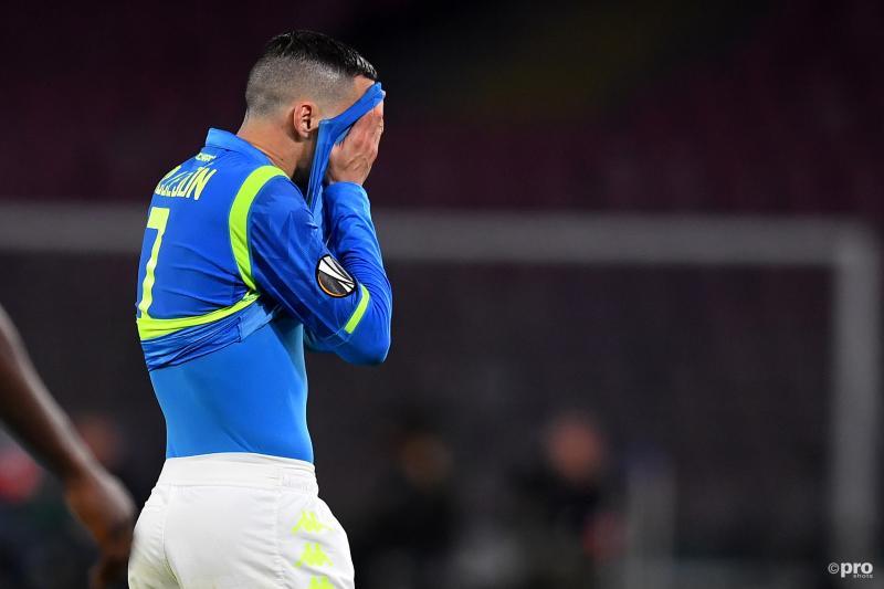 Fiasco Italiaans voetbal compleet na uitschakeling Napoli door Arsenal (Pro Shots / Insidefoto)