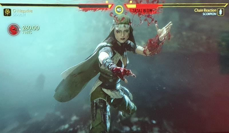 Mortal Kombat 11 - releaseparty