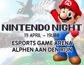 Nintendo Night