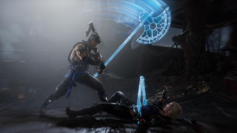 Mortal Kombat 11 - Finish him (Foto: Warner Bros Interactive)