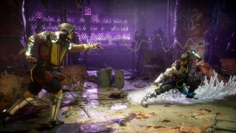 Mortal Kombat 11 - Scorpion  (Foto: Warner Bros Interactive)