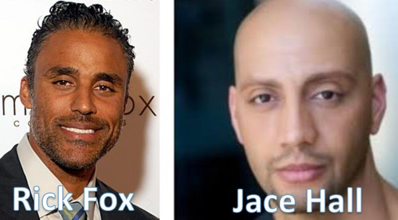 Rick Fox + Jace Hall