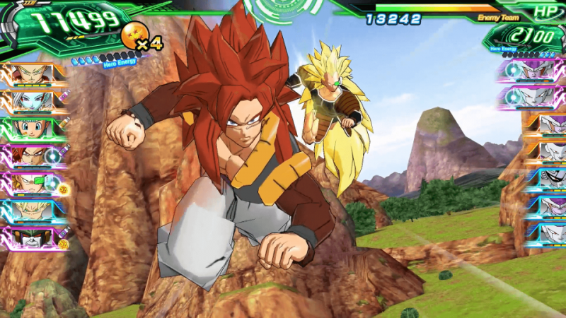 Super Dragon Ball Heroes: World Mission Combat