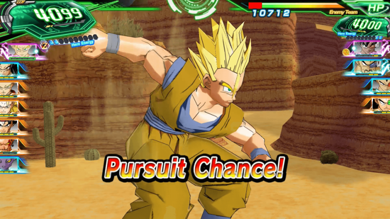 Super Dragon Ball Heroes: World Mission Gameplay