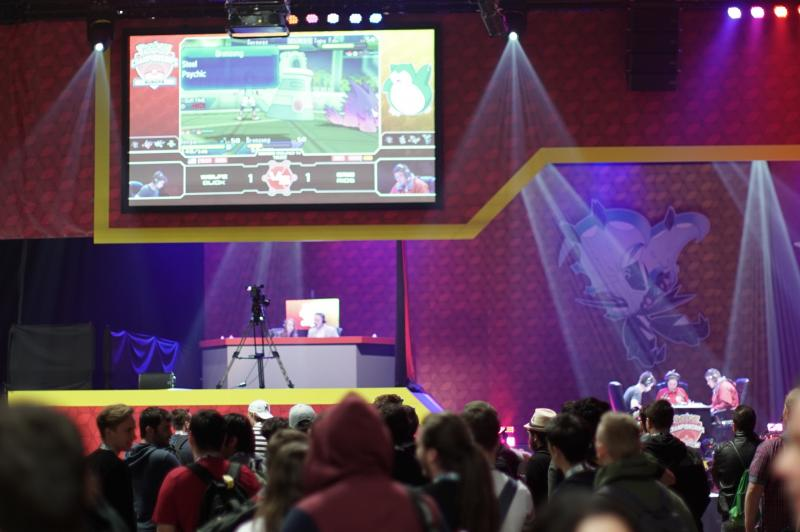Pokemon Europe International Championships - Stage (Foto: Pokemon Company)