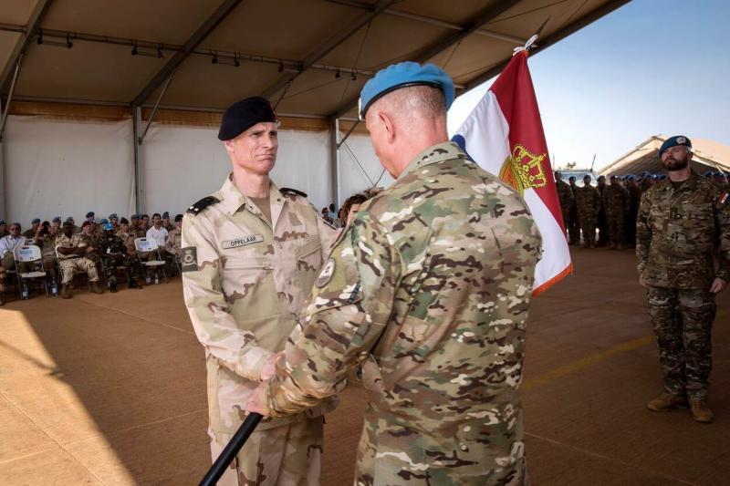 Nederlandse militairen beëindigen inzet in Mali