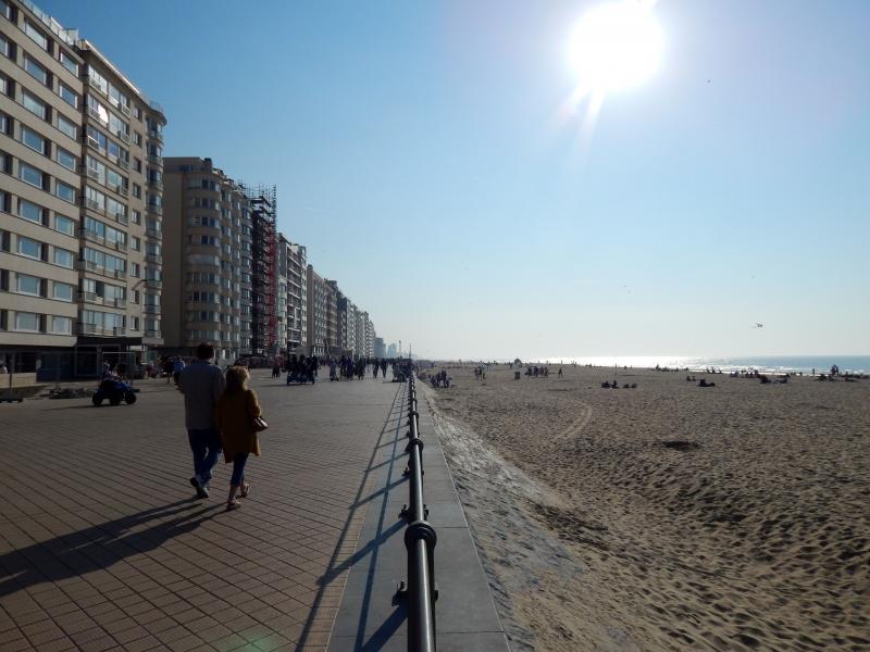 Oostende in de zon (Foto: bazbo)