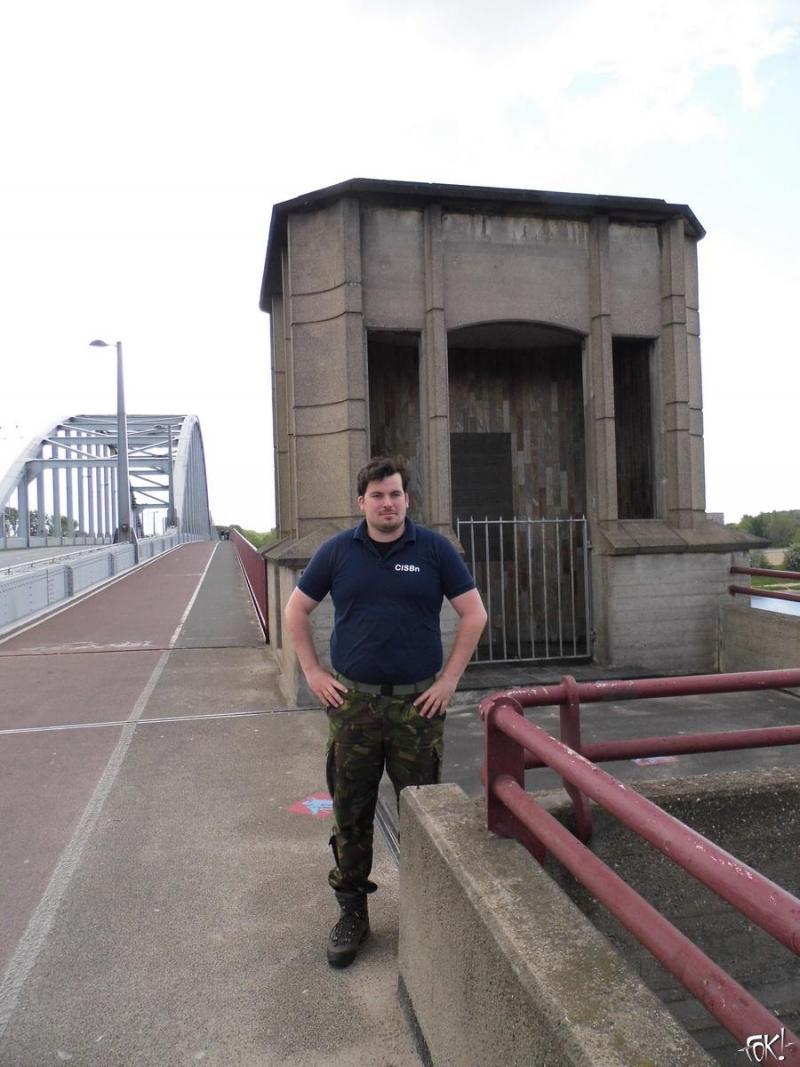 Emiel Garstenveld na zijn wandeltocht van 600 kilometer (Foto: FOK!)