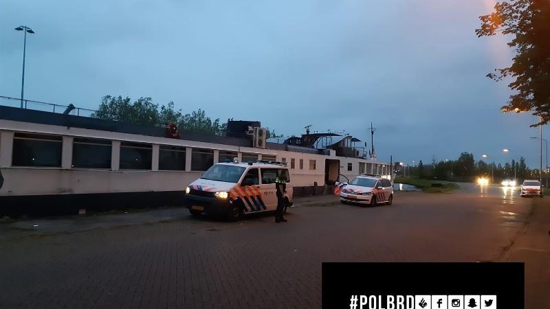 'Feestgangers' van partyboot geplukt (Foto: Politie)