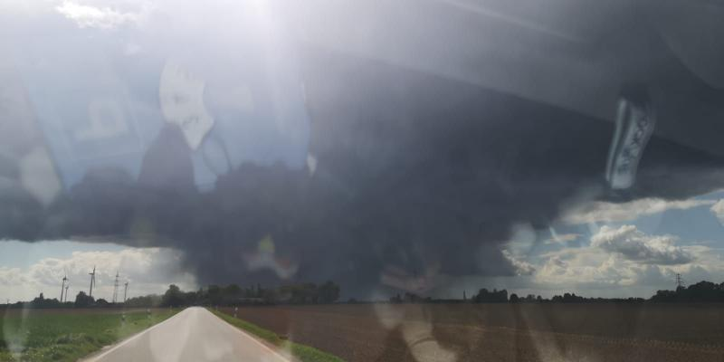 Bijna tornado (Foto: DJMO)
