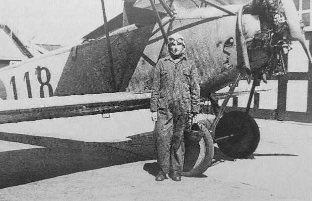 Oud-oorlogsvlieger Linzel (103) overleden (Foto: Defensie)