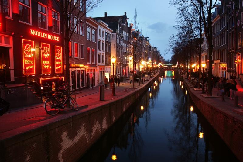 Amsterdam verbiedt rondleidingen op Wallen (Foto: Pixabay)