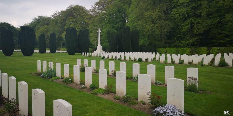 Reichswald War Cemetery (Foto: DJMO)