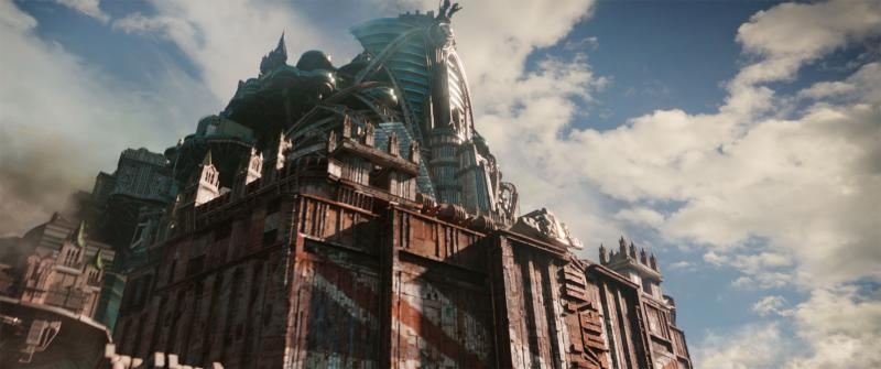 Mortal Engines Londen