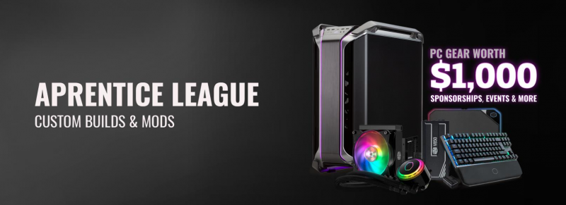 Cooler Master Case Mod World Series 2019