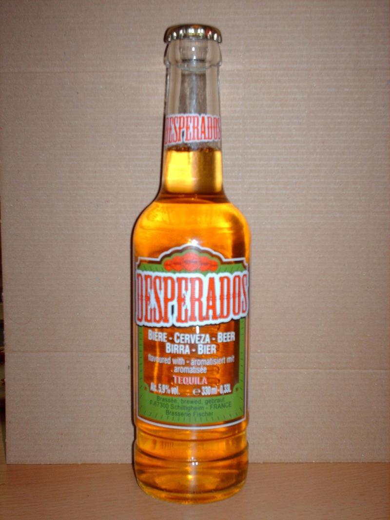Een flesje Desperados (Foto: Stefan Flöper/Wikimedia Commons)