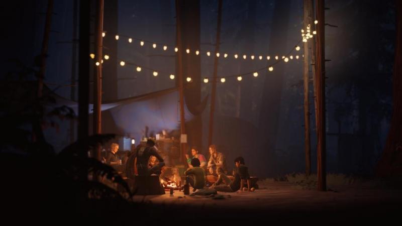 Life is Strange 2 - Wastelands Camp