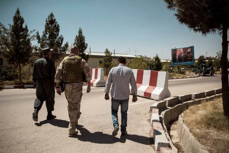 Nederlandse trainers in heel Afghanistan inzetbaar (Afbeelding: Archieffoto Defensie)