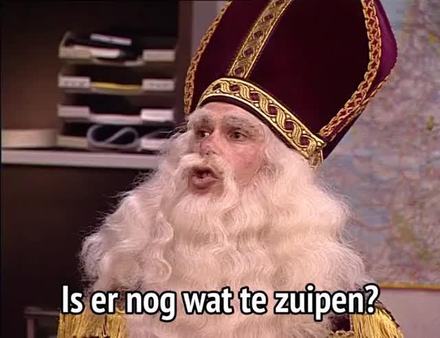 Erik van Muiswinkel trekt zich terug als Sinterklaas in Amsterdam