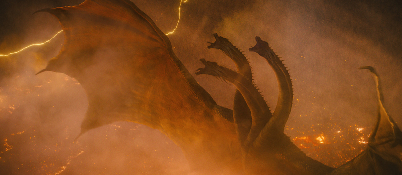 Godzilla: King of the Monsters: Ghidorah