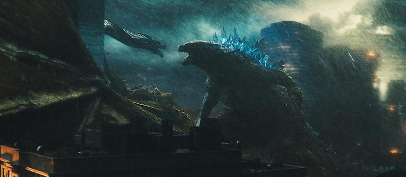 Godzilla: King of the Monsters: Godzilla vs Ghidorah