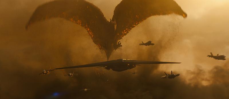 Godzilla: King of the Monsters: Rodan
