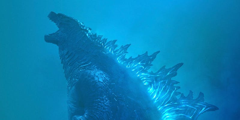 Godzilla: King of the Monsters: Godzilla