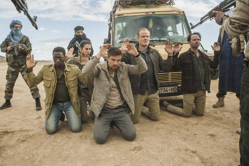 Deep State seizoen 2 cast