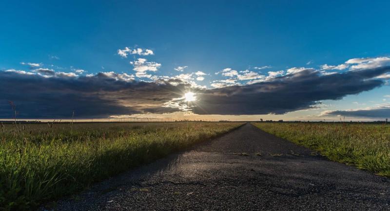Opklaring en wolkenveld (Foto: KlapMongeaul)