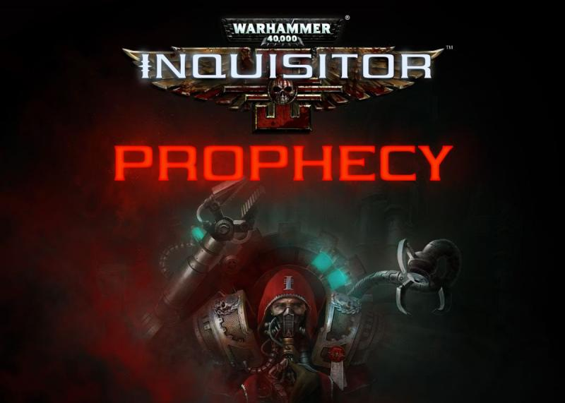Warhammer 40,000: Inquisitor – Prophecy