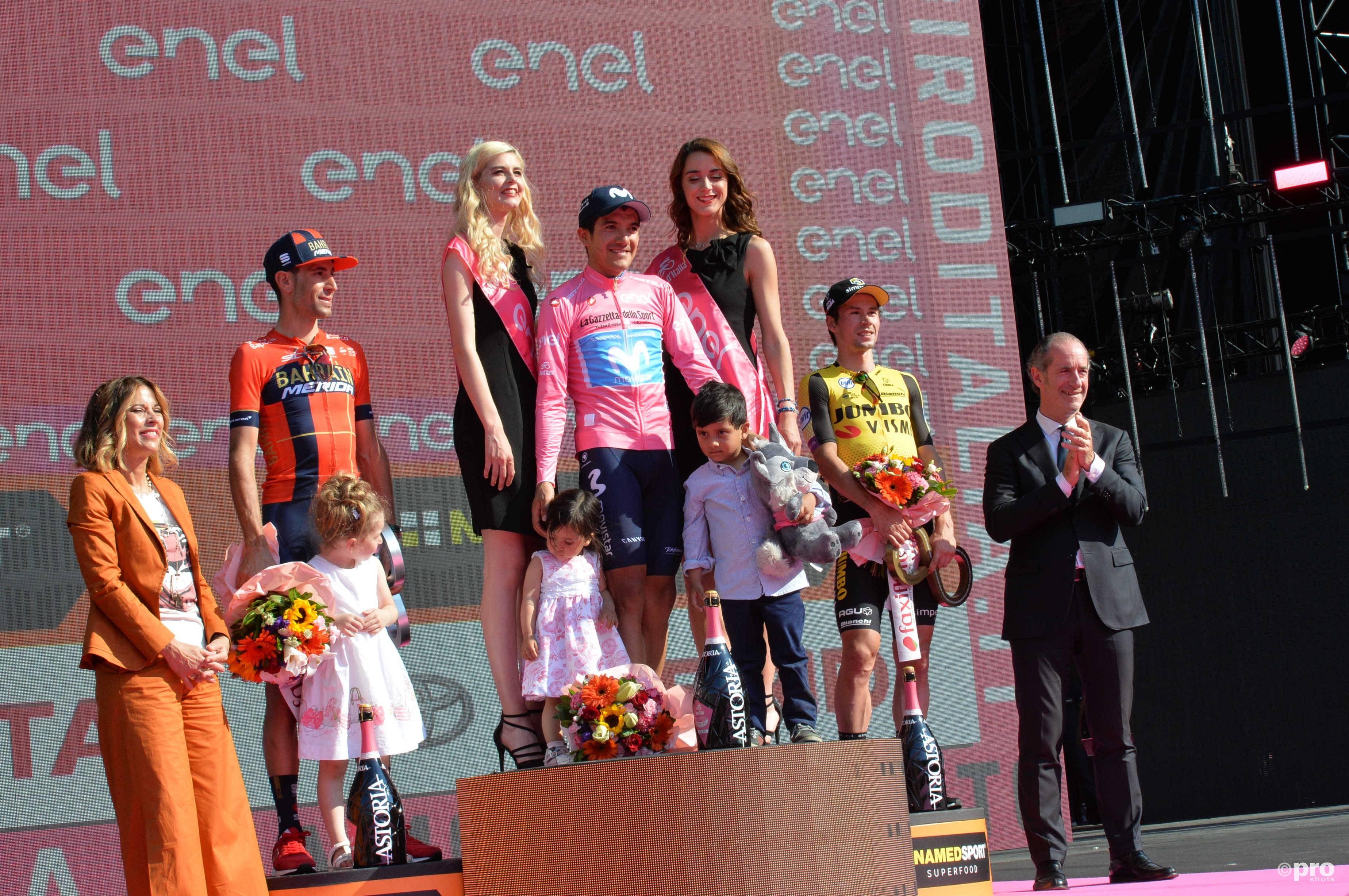 Carapaz winnaar 102de Giro d'Italia (Pro Shots / Imago)