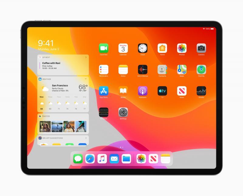 Apple iPadOS (Foto: Apple)