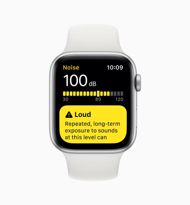 Apple watchOS 6 (Foto: Apple)