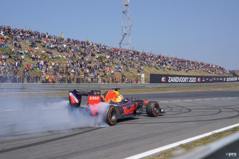 ProRail pakt spoor naar Zandvoort aan voor F1 (Pro Shots / Thomas Bakker)