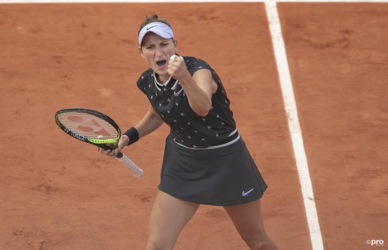 Vondrousova stoomt door naar halve finales Roland Garros Pro Shots / SIPA USA)