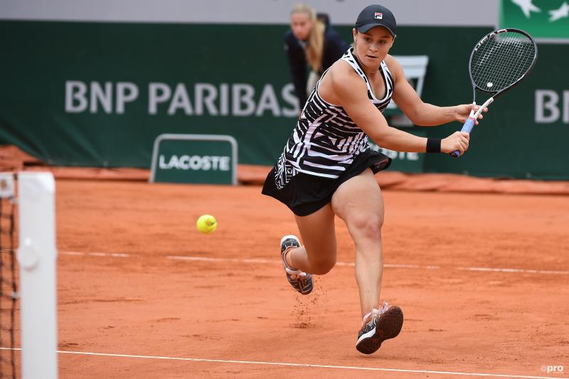 Barty in Roland Garros-finale (Pro Shots / Panoramic)