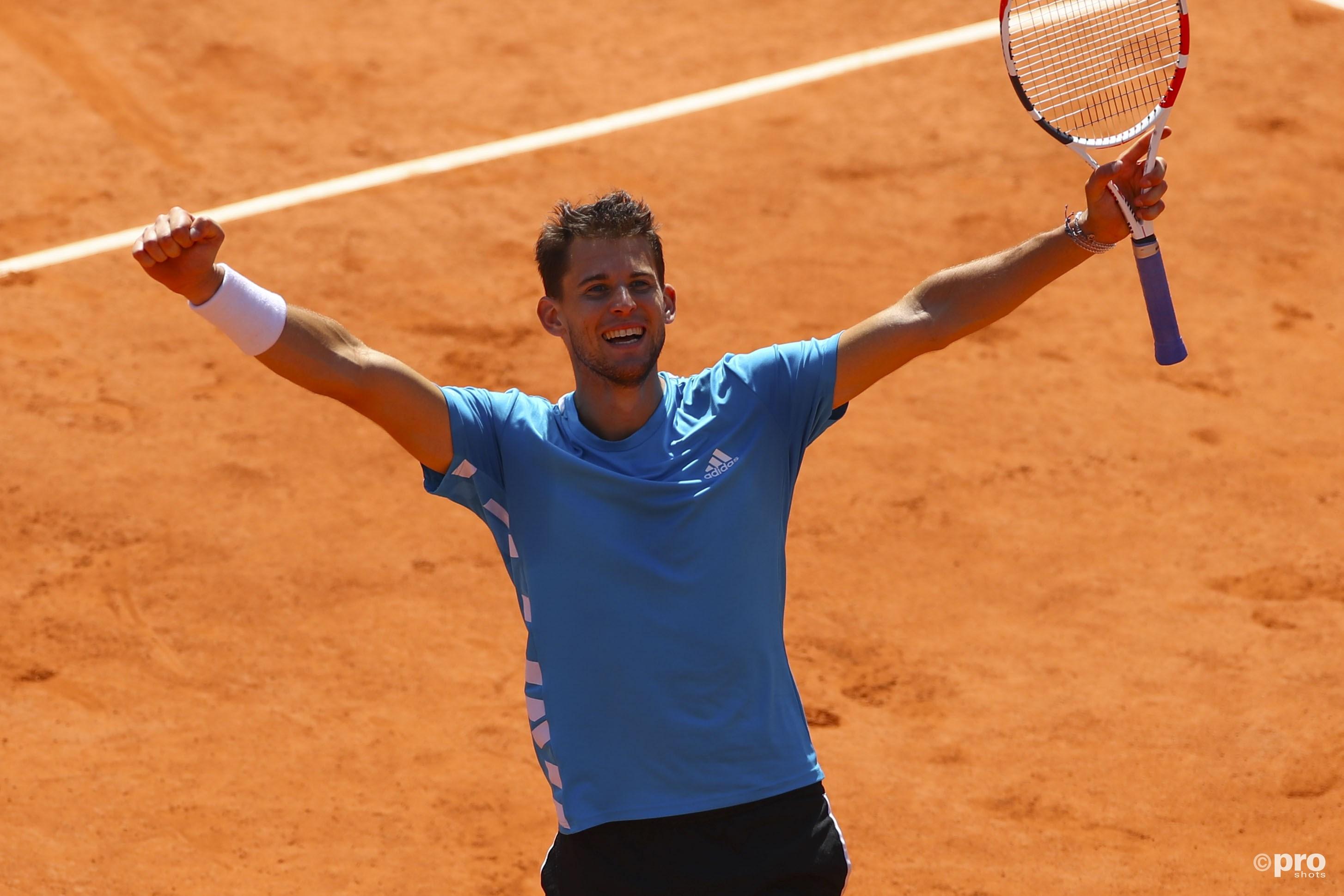 Thiem verslaat Djokovic na spannende vijfsetter en speelt finale Roland Garros opnieuw tegen Nadal (Pro Shots / Panoramic)