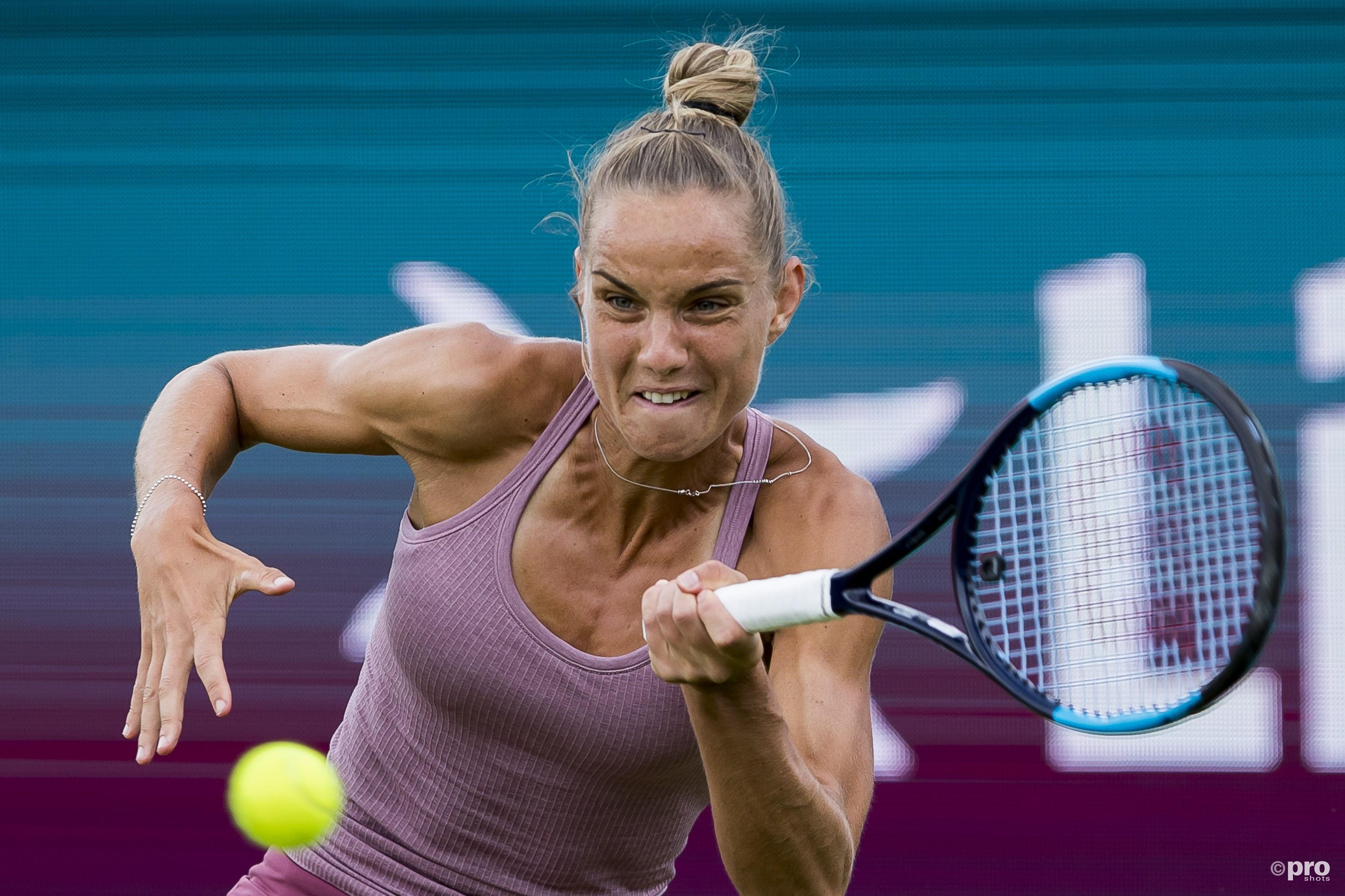 Rus door naar tweede ronde WTA-toernooi Rosmalen (Pro Shots / Joep Leenen)