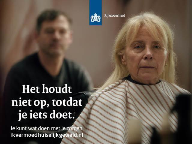 Campagne tegen ouderenmishandeling van start (Afbeelding: Rijksoverheid)