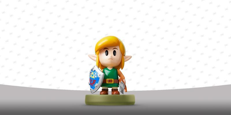 Legend of Zelda: Link's Awakening - Amiibo (Foto: Nintendo)
