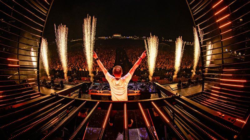 Pinkpop 2019: Armin van Buuren (Foto: Bart Heemskerk)