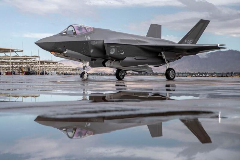 F-35 komt naar de Luchtmachtdagen (Afbeelding: Defensie)