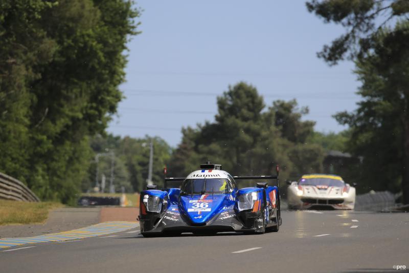 Mooie zege voor Alpine op Le Mans (Foto: Pro Shots/Panoramic)