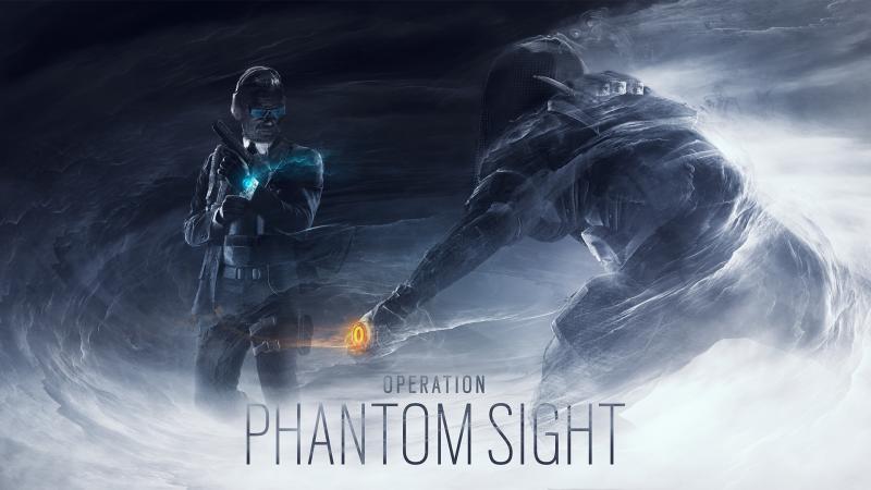 Rainbow Six Siege - Nøkk en Warden Keyart (Foto: Ubisoft)